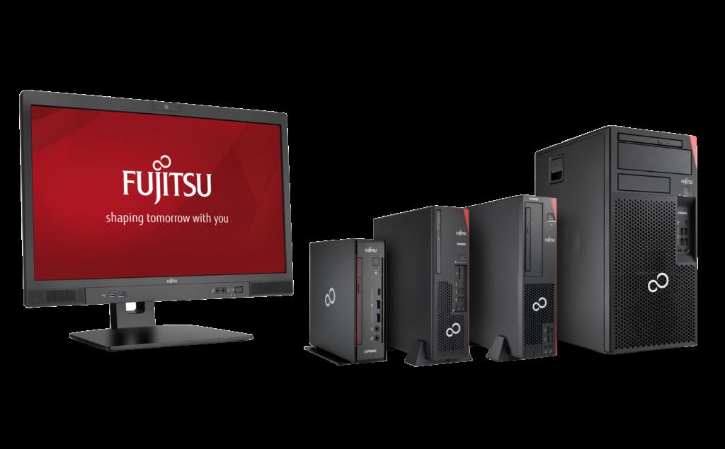 JAMARO partner Fujitsu, Komputery ESPRIMO