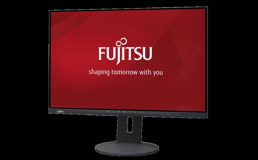 JAMARO partner Fujitsu, Monitory Fujitsu