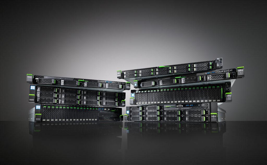 JAMARO partner Fujitsu, Serwery Primergy Rack