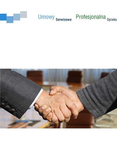JAMARO Umowy serwisowe, opieka IT, Outsourcing IT, partner w biznesie